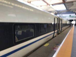 5中国の新幹線