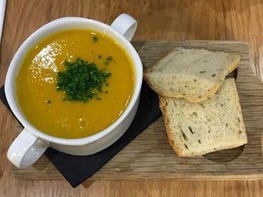 4本日のスープ