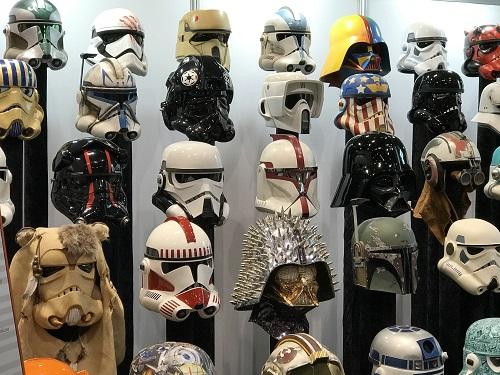 華麗なるマスクたち